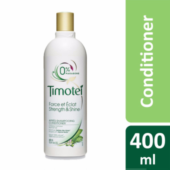 Timotei Strength and Shine Conditioner 400ml