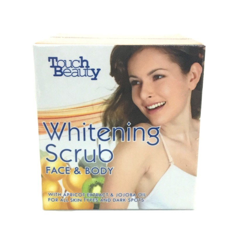 Buy Touch Beauty Whitening Scrub Face & Body 400g Singapore