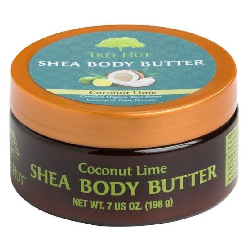 Buy Tree Hut Shea Body Butter, Coconut Lime 198 g Singapore