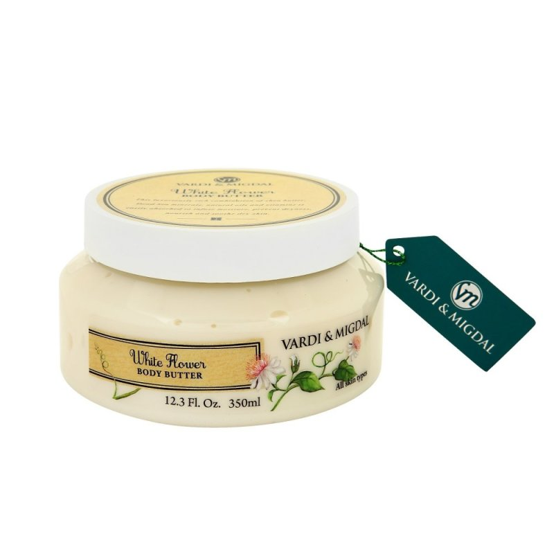 Buy Vardi & Migdal Body Butter - Pear Tree Singapore