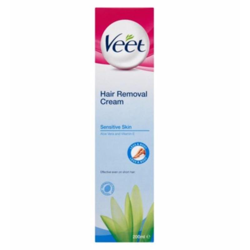 Buy VEET Hair Removal Cream (Sensitive) 200ml Singapore