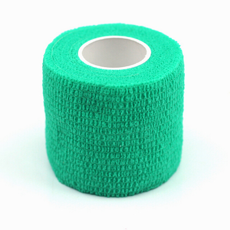 Buy Velishy Muscles Care Physio Therapeutic Tape Roll 4.5m x 5cm Green (Intl) Singapore