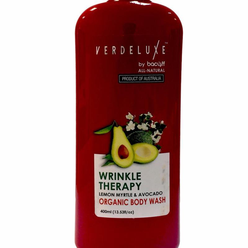 Buy Verdeluxe Body Wash (Lemon Myrtle & Avocado) Singapore