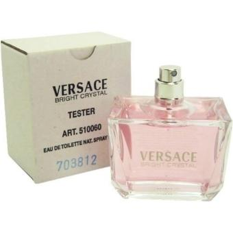Versace Bright Crystal EDT 90ml [TESTER PACK WITHOUT CAP]
