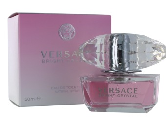 Versace Bright Crystal EDT Spray 50ml Ladies
