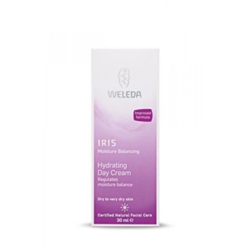 Buy Weleda Iris Hydrating Day Cream, 1 Ounce Singapore