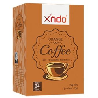 XNDO Burn Fat Orange Coffee