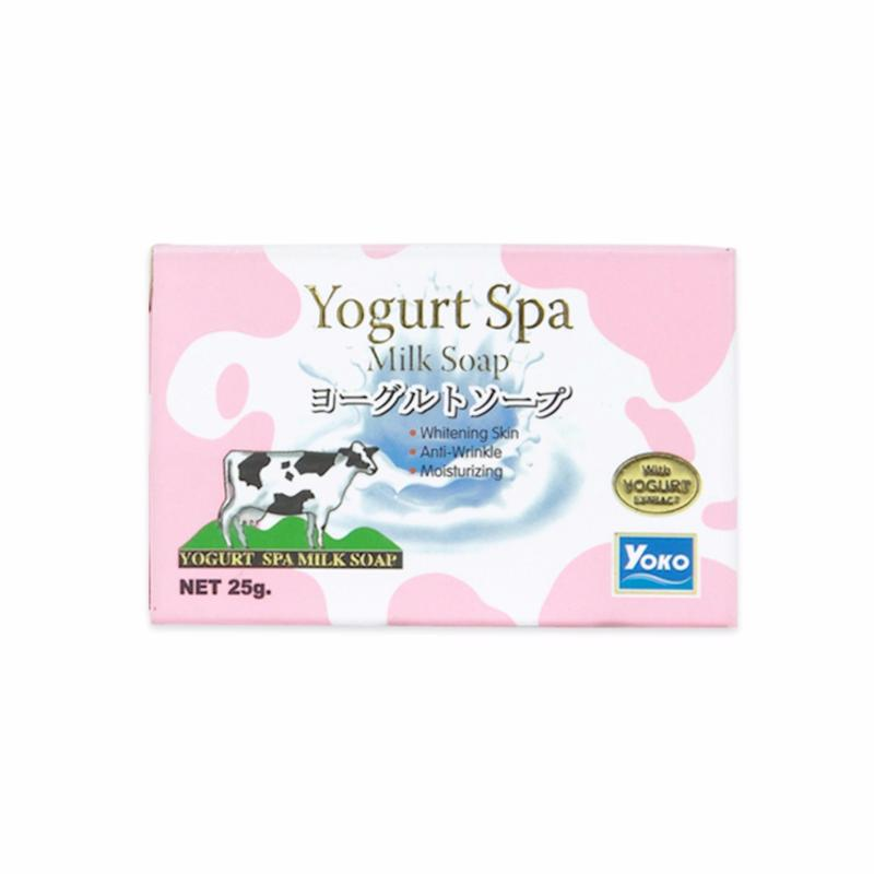 Buy YOKO YOGURT SPA MILK SOAP 25g Singapore