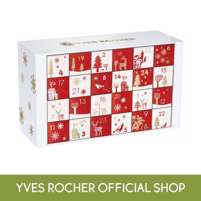 Buy Yves Rocher Advent Calendar (Limited Edition) Singapore