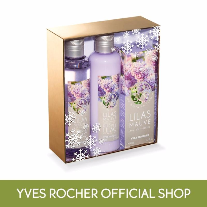 Buy Yves Rocher Purple Lilac Eau de Toilette Set Singapore