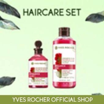 Yves Rocher RADIANCE HAIR RINSING VINEGAR Online Exclusive Gift Set