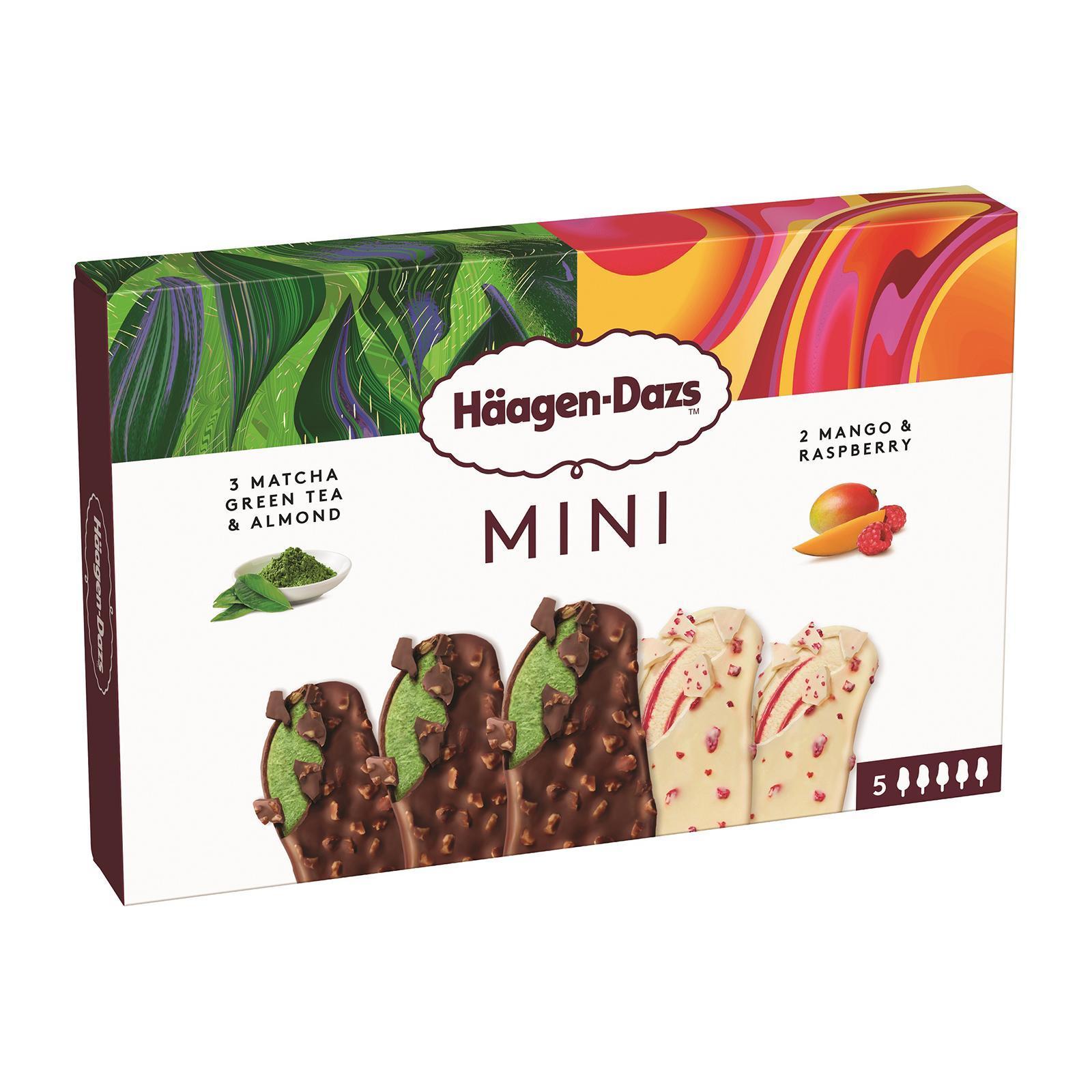 61586107bed3 Haagen-Dazs Froyo Yellow Peach Mini Cup Ice Cream