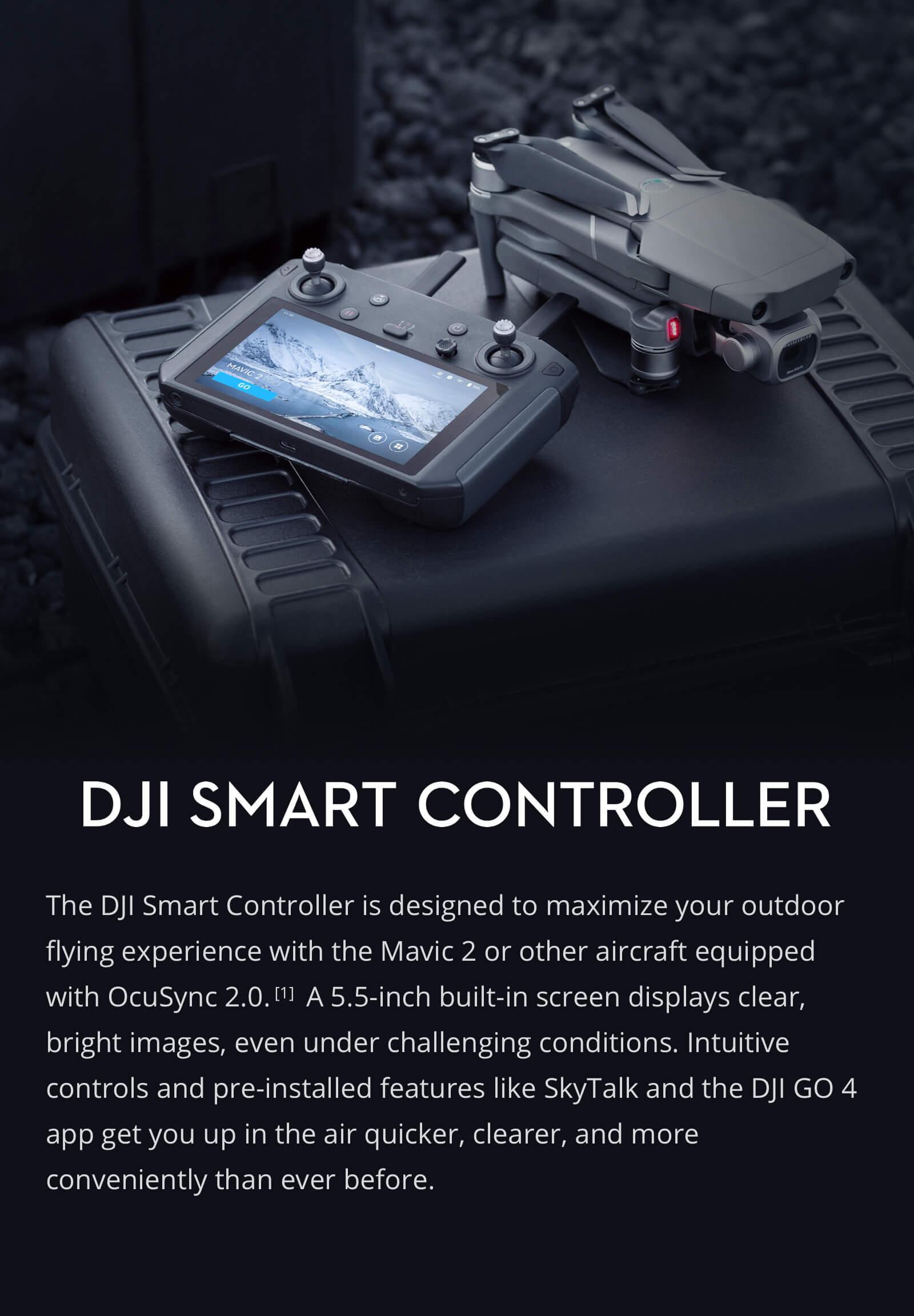 DJI Smart Controller For Mavic 2 - 100% Authentic Singapore