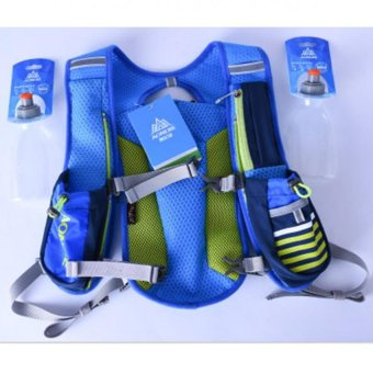 AONIJIE Outdoors Running Cycling Hydration Packs Vest WaterBackpack - 3
