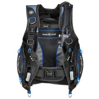Buoyancy Compensator, Pro HD, Black/Blue M