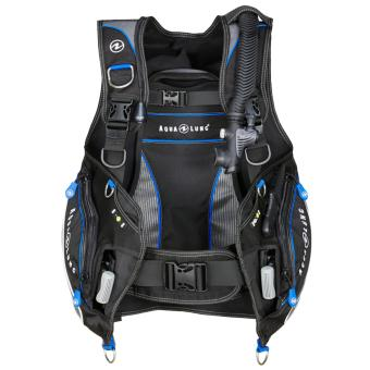 Buoyancy Compensator, Pro HD, Black/Blue XL