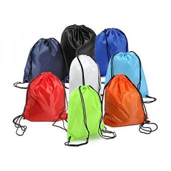F.S.Flag Drawstring Bags Tote Sack Backpack Gym Bag Waterproof Cinchbag