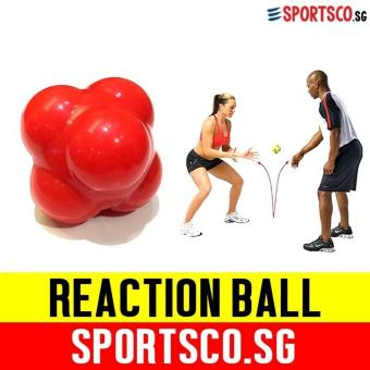 Harga SPORTSCO Reaction Ball (Red) (SG)
