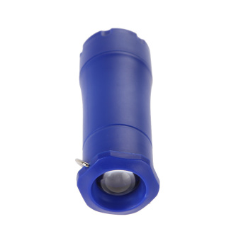 Blue 3W Tent Camping Lantern Light Hiking Flashlight Torch Outdoor Lamp