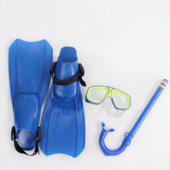 Harga Sima child mirror breathing tube combination snorkeling dive suit