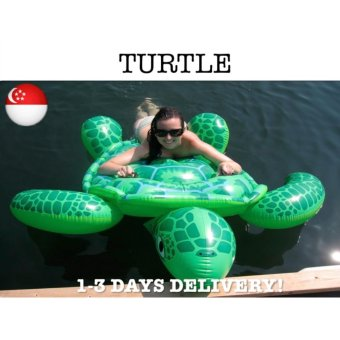 Harga *WHOLESALE PRICE*Turtle Float Swimming Float Giant Float