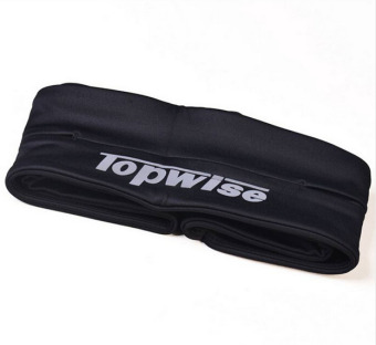 Harga Topwise Sport Running Bag High Quality Waterproof Sports Running Waist Pocket Belt Case Phone Cover Hiking Running Bag(black) - intl