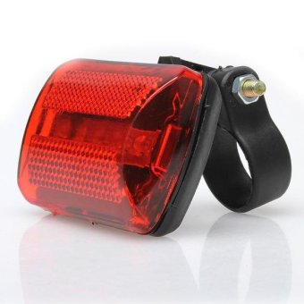 Harga Rear Tail Red Bicycle Back Light - intl