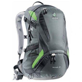 Harga Deuter Futura 28 Backpack (Granite-Black)