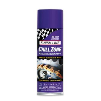 Harga Finish Line Chill Zone Bicycle Bike Rust Penetrating Lubricant 180ml