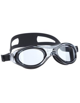 Harga Mad Wave Panoramic Swimming Goggle - Black