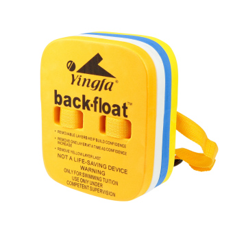 Harga YINGFAYing Fa children's special back float back simple safety and practical learning to swim Equipment