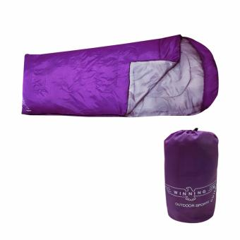 Harga Winning Deluxe Sleeping Bag (Purple)