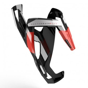 Harga Elite Custom Race Plus Bike Bicycle Bottle Cage (Black Red)