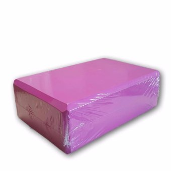 Harga Hot Pink Yoga Block