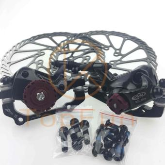 Avid BB7 Disc Brake Calipers Front & Rear MTB Bike Disc Brake Set - intl