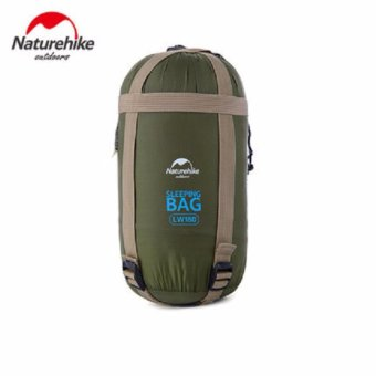 Harga Naturehike Outdoor Mini Single People Cotton Sleeping Bag - intl