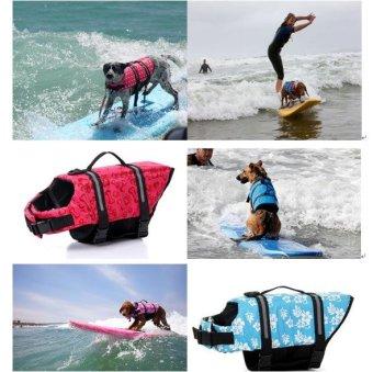 Dog Life Jackets, Dog Swimsuits, Pet Life Jackets, Pet Safe Swimsuit SIZE :XS - intl - 2