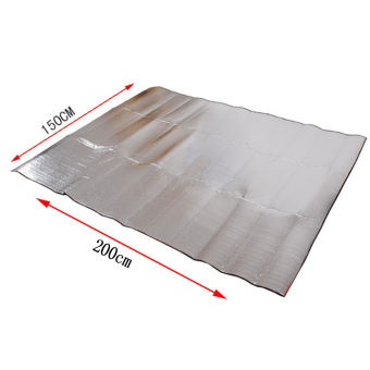 Harga Sleeping Mattress Mat Pad Waterproof Aluminum Foil EVA Outdoor Camping Mat
