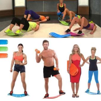 LALANG Creative Simply Fit Board Balance Board AS SEEN ON TV Fitness Balance Trainer Orange