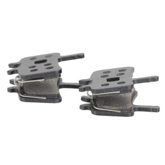 2 Pairs MTB bicycle disc brake pads for Avid BB7 Hydraulic And Avid juicy3/57 - intl - 5
