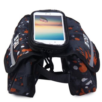 BOI Bike Phone Bag Front Tube Touch Screen (Colormix)--TC