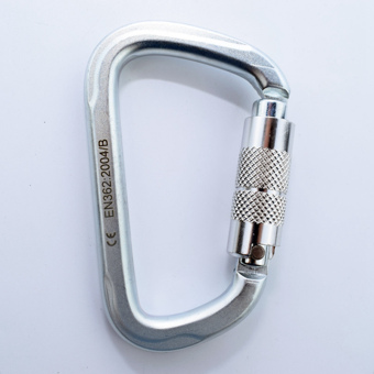 Marvogo Mountaineering Climbing Equipment Carabiner Screw Lock 30KN - intl - 3