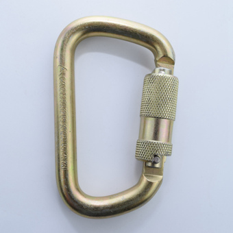 Marvogo Mountaineering Climbing Equipment Carabiner Screw Lock 30KN - intl - 4