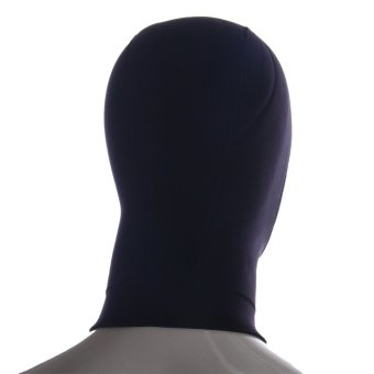 Scuba Diving Snorkeling Surfing Cap Hood Neck Cover Thermal Black - 3