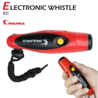 Harga [IWANNA] Electronic Whistle / distinctive tones / Powerful sound 130db / Self-defense / Soccer Basketball sports Referee Whistle - intl