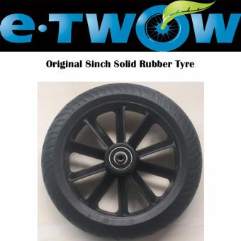 Harga Etwow  Zoom Original Rear Wheel (Made in Germany)
