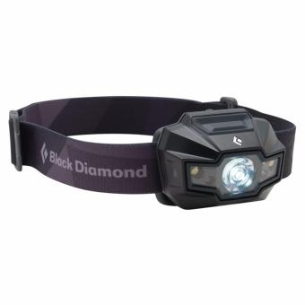 Harga Black Diamond Storm Headlamp 250 Lumens (Matte Black)