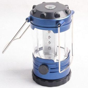 Adjustable Light Hiking Bivouac Camping Lantern Tent Lamp with Compass
