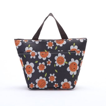 Harga Pretty elf daisies portable with a meal bag lunch bag insulation bag lunch bag lunch BAG B3971
