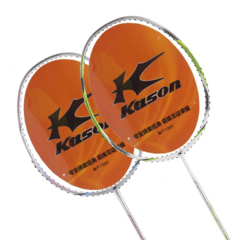 Harga KASONKai Sheng ultra-light 5U carbon fiber K-510 badminton racket single shot full carbon offensive and defensive special